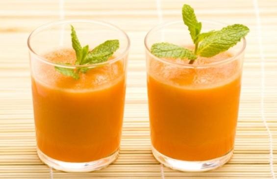 Рецепты с морковным соком